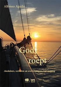 Boekomslag God roept_enkel