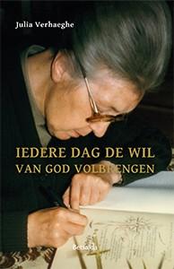 Boekomslag Iedere dag de wil van God volbrengen_enkel