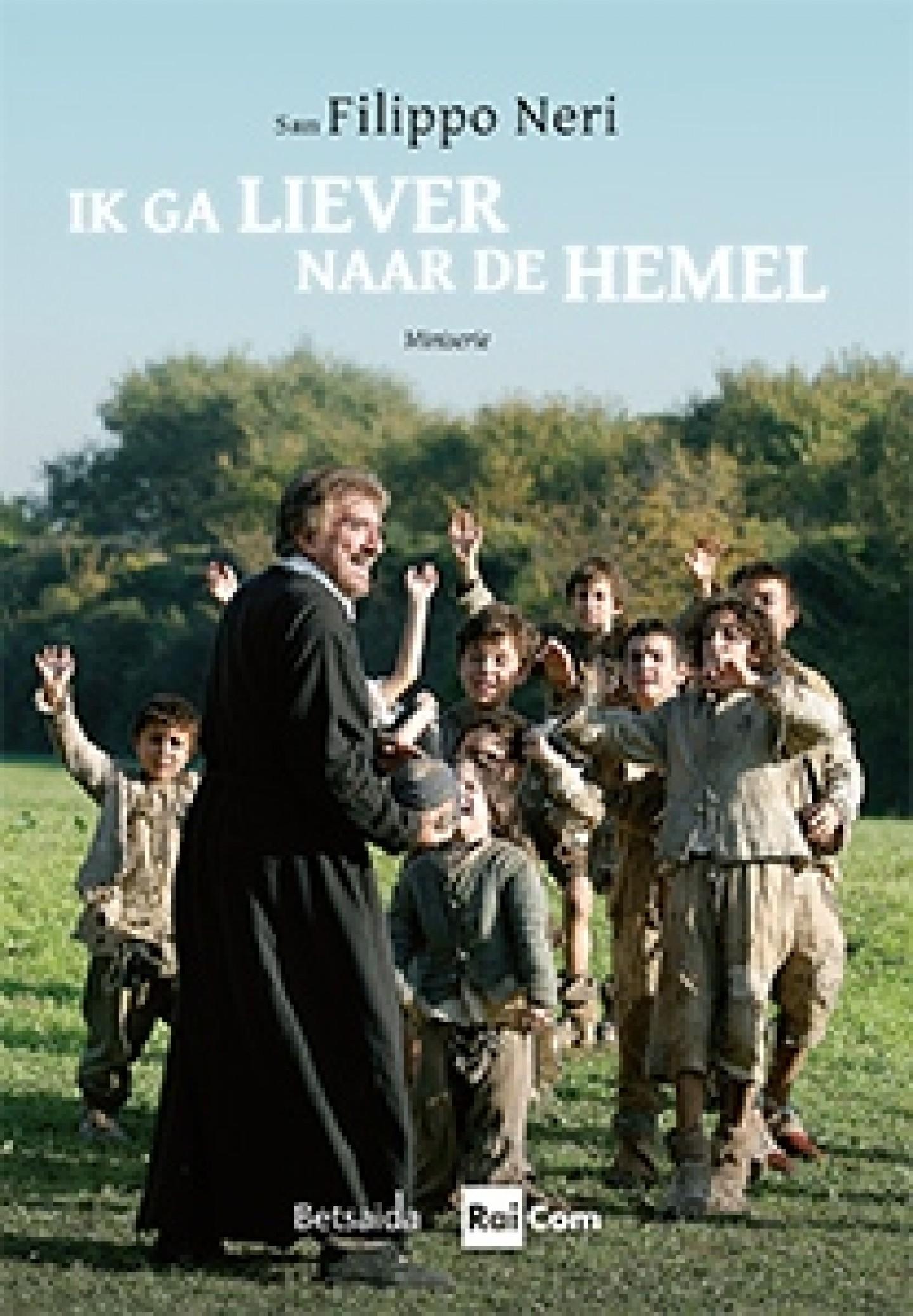 DVD Ik ga liever naar de hemel_enkel